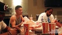 MC JIN HIPHOP MAN talks about how he thinks of RAP Battle