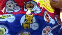 Bolsas ciego colorido lindo congelado más pequeña apertura mascota mascotas Príncipe tienda juguete Lps hans revie