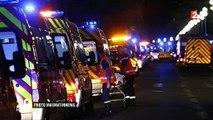 Nice : Un an après, des pompiers arrivés les premiers sur les lieux de l'attentat témoignent - Regardez