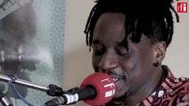 Kae Sun, auteur-compositeur ghanéen