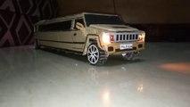 Cardboard Hummer Car __ How to make RC Hummer Limousine __Hummer limo toy car __ DIY Hummer at home