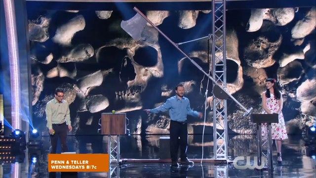 [Megavideo] Penn & Teller: Fool Us Season 4 Episode 2 - ITV1 HD