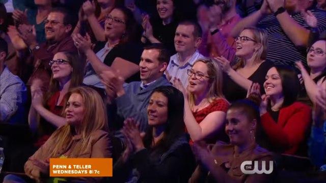 (Watch) Penn & Teller: Fool Us Season 4 Episode 2 : ITV1