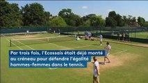 Andy Murray, tennisman et féministe