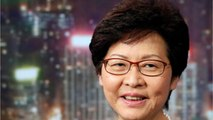 Hong Kong Leader Says She Shares Compassion Over Death Of Liu Xiaobo