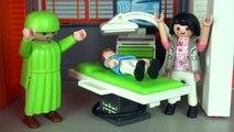 Je suis 5 types de naissances hôpital naissance film allemand playmobil maison forestière