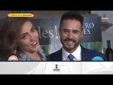 José Ron niega haber ahorcado a su novia | Sale el Sol | Imagen Entretenimiento