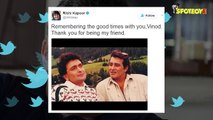13 Bollywood Celebs Who Are Grieving The Demise Of Veteran Actor Vinod Khanna
