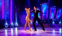 Strictly Come Dancing Week 2 Kelly Brook Tango