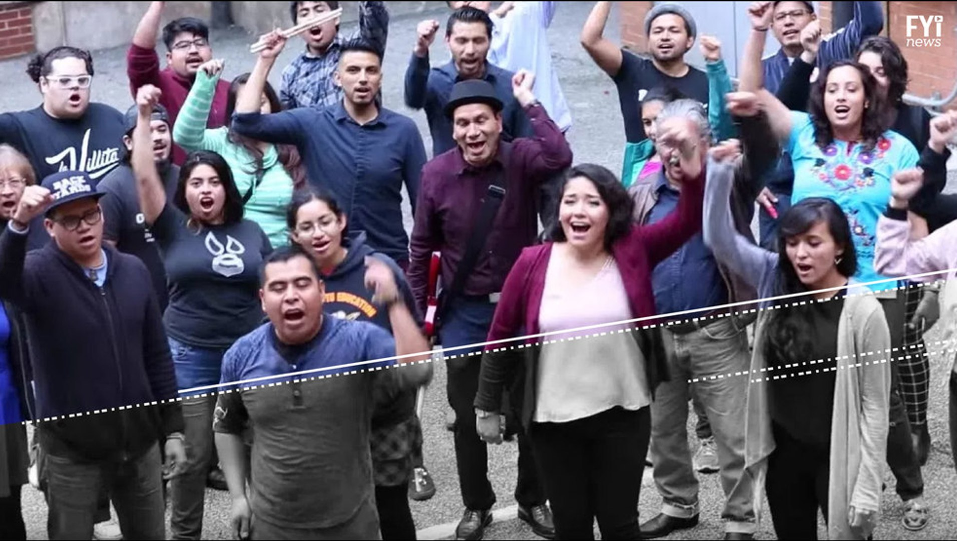 Banda Quinto Impedio faz música de resistência para latinos de Chicago