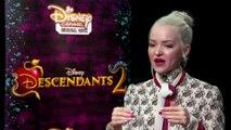 Dove Cameron Talks The Descendants 2