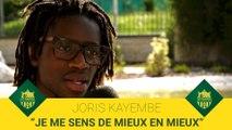 Interview de Joris Kayembe