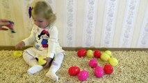 Région des balles la famille pour amusement amusement intérieur enfants jouer Cour de récréation salle de jeux avec ✿ Diana joue