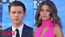 Tom Holland and Zendaya Shoot Down Dating Rumors!