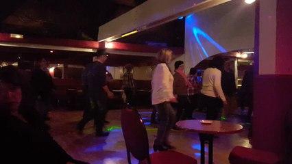 Danse en ligne Country à La Grange le 30 avril 2017