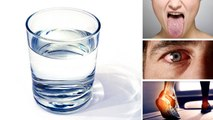 Signs You're Not Drinking Enough Water | What Happen to your body if You're Not Drinking Enough Water