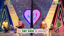 Bạn muốn hẹn hò - Muốn vợ, anh chàng tấn công ào ạt để chiếm được trái tim cô gái - Thanh Tùng - Thu Hiền -