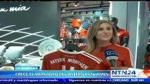 Bayer Múnich saca a la venta camiseta del colombiano James Rodríguez y se convierte en la más vendida
