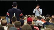 Richard Spencers Full Q&A at Auburn University