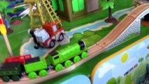 Et amis énorme piste Nouveau les trains jouet les trains vidéo pour enfants