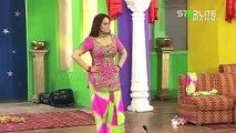 Zafri Khan, Nargis and Naseem Vicky New Pakistani Stage Drama Full Comedy Clip