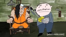 Sawed-Off Thoughtguns, Squidbillies