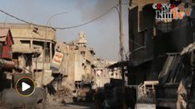 Clean up begins in Mosul as gov't declares city liberated from IS