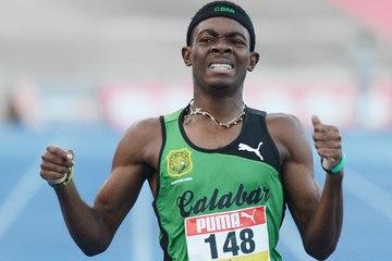 2017 CARIFTA GAMES - Boys Under-20 400m --Christopher Taylor