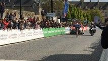 Tour de Bretagne : dernier tour de la deuxième étape