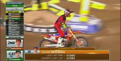 AMA Supercross 2017 Rd 15 Salt Lake  - 250 WEST Main Event HD 720p (Monster Energy SX, round 8 for 250 WEST, Utah)