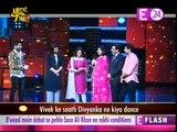 Vivek Dahiya's Family Surprises Divyanka Tripathi on the set of Nach Baliye 8 : Yeh Hai Mohabbatein