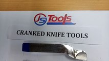 Cranked Knife Tools Manufacturers and Suppliers - JS TOOLS