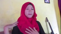 Tutorial Hijab Paris Segi Empat Modern Yang Simple #NMY Hijab Tutorials