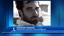 """Alpes de Haute-Provence : les projets de l'acteur Dignois Grégory Montel pour son association """"Potes of the Top"""""""