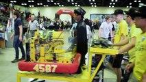 FIRST Robotics & NRG Energy: Inspiring Young Leaders | NRG Energy