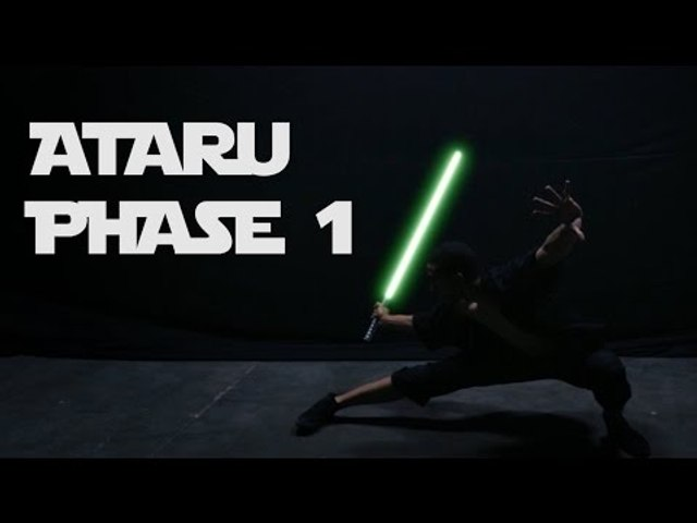 ATARU PHASE 1 - Force Storm Academy