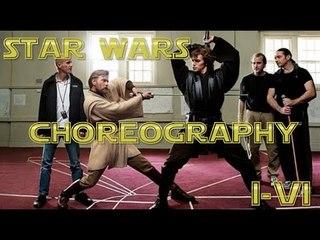 STAR WARS CHOREOGRAPHY pt.2