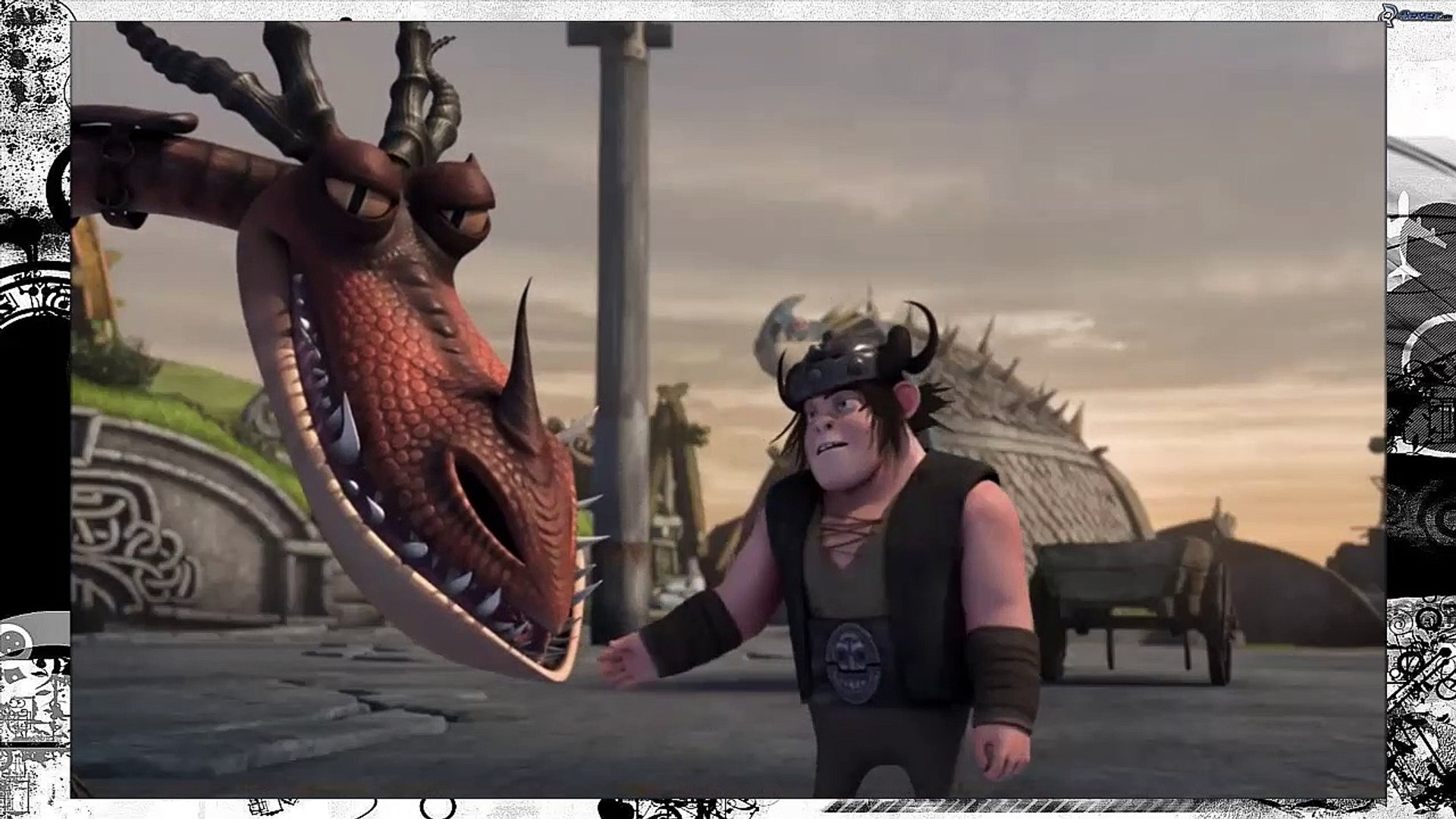 Dragones De Berk Temporada 2 Capitulo 1 Vive Y Deja Volar Español Latino Hd Video Dailymotion
