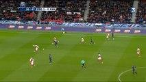 PSG 2-0 monaco : BUT MAGNIFIQUE DE CAVANI !!