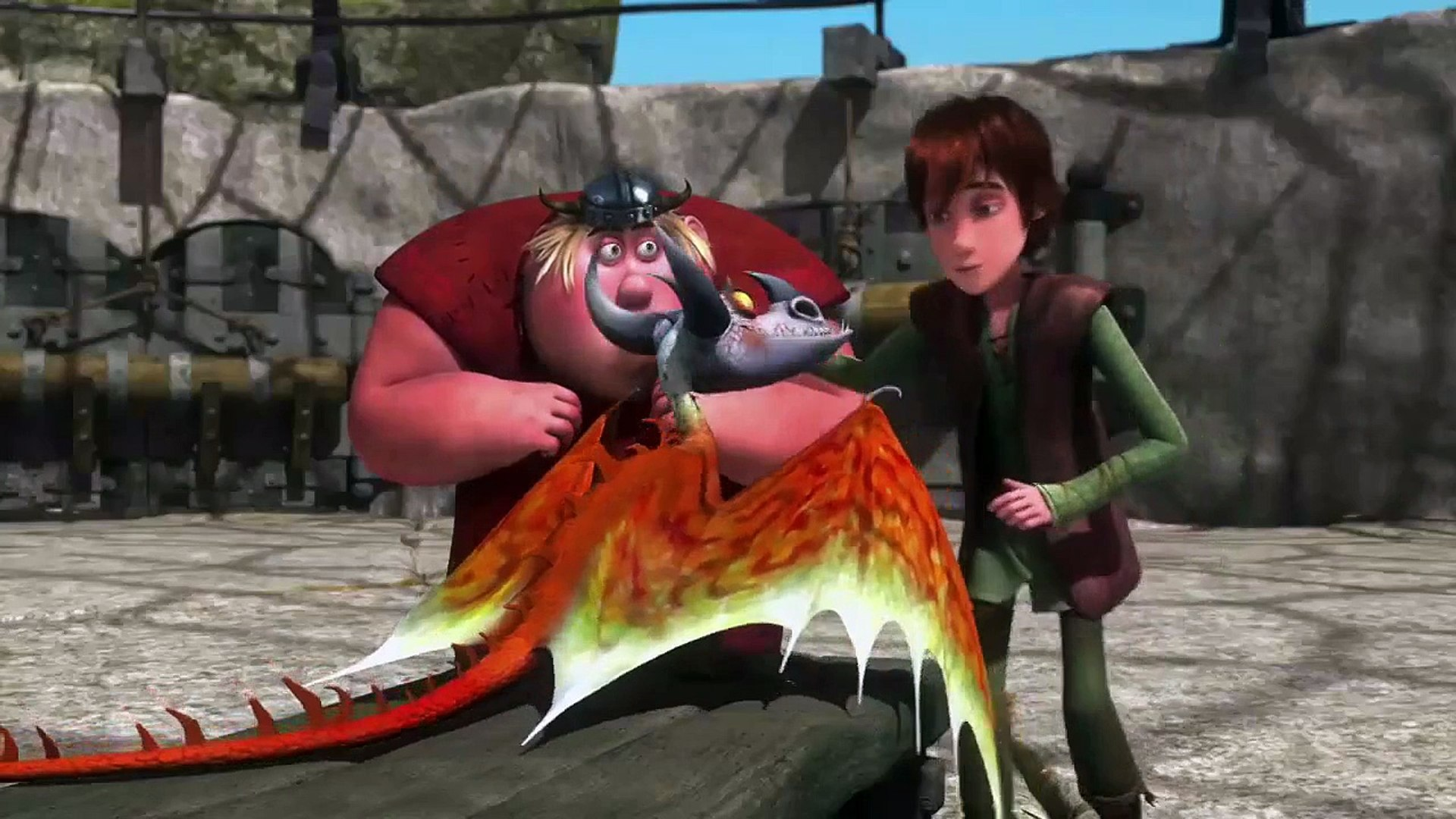 Dragones Defensores De Berk Temporada 1 Capitulo 4 Duo Terrible Español Latino Hd Video Dailymotion