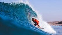 Carissa Moore Rips Off Season Surf in Israel & Morocco