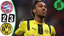 Bayern Munich vs Borussia Dortmund 2-3 2017 - Highlights & Goals - DFB Pokal