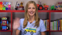 Learning Colors for Toddlers - Learn Colours Street Vehicles, School Buses, Big Rig Trucks for Kids-vPP