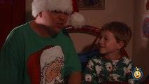 Bad Santa Claus Christmas Parody Santa Brings Presents & Toys, LB Pranks Aaron Holiday Toy Kid Video-BWUibaH
