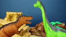 Animal Planet Dinosaurs Toys Collection Herbivorous Carnivorous Fun Facts - Wild Animal Toys For Kid-coFCNd3v