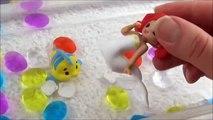 NEW Color-Change Mermaids! Magiki Mermaids Change Color! Disney Elsa Mermaid Toys Sirenette Sirenas-626w