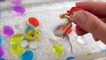 NEW Color-Change Mermaids! Magiki Mermaids Change Color! Disney Elsa Mermaid Toys Sirenette Sirenas-626ww