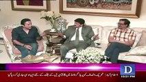 Kashif Abbasi & Hamid Mir -Amir Kayani was doing corruption in