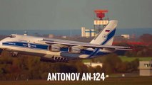 Biggest Airplanes in the World -- Amazing Compilation of the Largest Aircraft ever[HD]