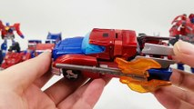Transformers Movie RID WFC FOC Animated Armada Deluxe Optimus Prime 15 Truck Vehicle Robot Car Toys
